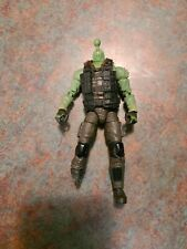 G.I. Joe Classified Cobra Island Beach head body with chewed leg