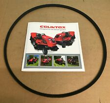 COUNTAX Sweeper PGC INTERNAL SIDE DRIVE BELT 22950300 A2050HE A2550HE K1850 A20