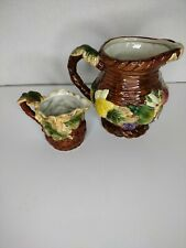 New listing Pitcher And Cream