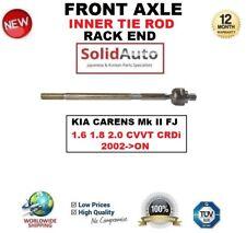 FOR KIA CARENS Mk II FJ 1.6 1.8 2.0 CVVT CRDi 2002> FRONT INNER TIE ROD RACK END