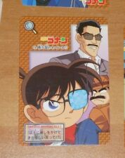 DETECTIVE CONAN PP CARDDASS CARD CARTE 19 MADE IN JAPAN 1996 MINT NEUF NEU