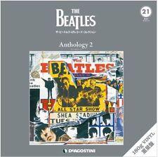 Beatles LP Record Collection Anthology 2 180g Vinyl Deagostini Japan Magazine