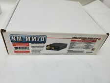 New listing New NetMedia Nm-Mm70 Single Channel Modulator Baseband A/V to Sdtv Converter