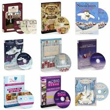 CLEARANCE! Paper Craft Computer Template Software CD-ROM DVD Discs