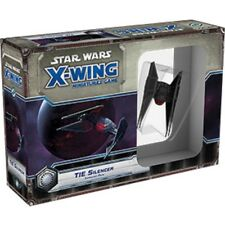 TIE Silencer Expansion Pack Star Wars X-Wing Miniatures Game FFG SWX68 Last Jedi