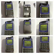 CELLULARE SONY CMD Z5 GSM VINTAGE UNLOCKED SIM FREE DEBLOQUE PHONE