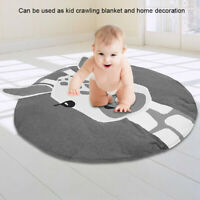 Baby Crawling Puzzle Cushion Kids Soft Mat Play Carpet Floor Home Blanket 90cm