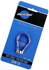 Park Tool SW-3 Spoke Wrench Wheel 3.96mm Blue Bike Repair Tool SW-3C NEW