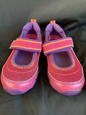 Stride Rite Toddler Girl's Mary Jane Sneakers Size 6
