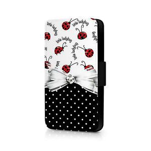 Ladybirds Phone Flip Case For Samsung