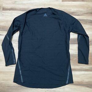 Adidas Techfit Compression Alphaskin 3.0 Long Sleeve Shirt Mens XL