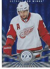 2013-14 Panini Totally Certified PAVEL DATSYUK BLUE #70 17/50 #/50 Red Wings