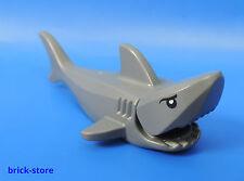 LEGO CITY / requin gris imprimé / 1 pièce