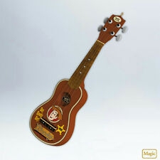 Hallmark Magic Ornament 2012 Woody's Roundup Guitar - Disney's Toy Story QXD1064