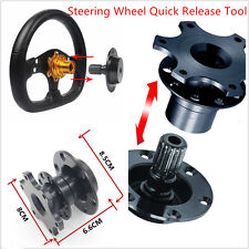 Car Steering Wheel Quick Release HUB Racing Adapter Snap Off Boss Kity XE