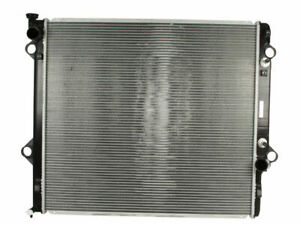 For 1996-1997 Lexus LX450 Radiator Koyo 38176VB Aluminum Core Plastic Tank