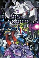 TRANSFORMERS - DECEPTICONS COLLAGE POSTER - 24x36 241223