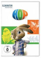 HOP (ILLUMINATION) - RUSSELL BRAND,HUGH LAURIE,JAMES MARSDEN   DVD NEUF