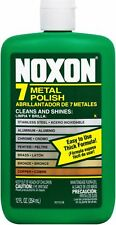 Noxon 7 Liquid Metal Polish, 12 fl oz
