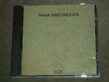 Saudades by Nan Vasconcelos (CD, Jun-1994, ECM)