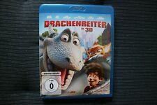Drachenreiter, Deutsche BluRay, 2D + 3D abspielbar, Neuwertig