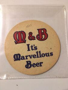 Mitchells & Butlers Beer Mat no.17 1959 (14.1)