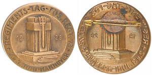 Anstecker Hannover Regimentstag 1928 Prinz Albrecht-Füsiliere vz (48245)
