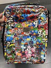 Ju-Ju-Be x Tokidoki Mini Me Backpack Nwt, Sushi Cars