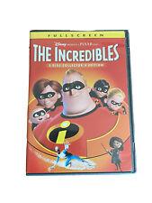 The Incredibles (Dvd, Widescreen) 2 Disc Collector's Edition B3G1!