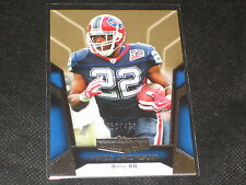 FRED JACKSON BILLS LEGEND GENUINE AUTHENTIC LIMITED ED. FOOTBALL CARD /499