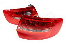 Genuine Tail Light Rear Lamp Left + Right Outer AUDI 8P4945095E