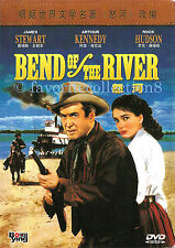 Bend of the River (1952) - James Stewart, Rock Hudson - DVD NEW