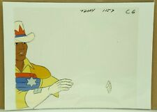 Marshall BraveStarr Original Hand Painted Production Animation Cel (18-57)