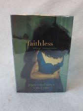 Joyce Carol Oates  FAITHLESS Tales of Transgression  2001 1stEd SIGNED HC/DJ