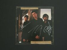 THEORY OF A DEADMAN  ALBUM FLAT AUTOGRAPH PHOTOGRAPH  AD10119