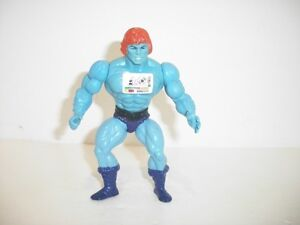 MOTU He-Man Reproduction Sticker FAKER CHEST PLATE