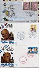 Vaticano 1983 Giovanni P. II America Centrale (m1607)