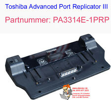 Port Replicator toshiba satellite pro m10 tecra s1 s2 Docking Station