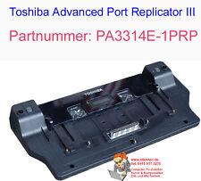 Port Replicator Toshiba Satellite Pro m10 Tecra s1 s2 Docking Station