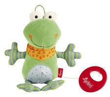 SIGIKID Spieluhr Frosch- Melodien wählbar 40781 - Neuheit
