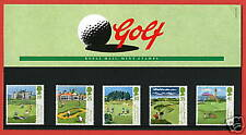 1994 Scottish Golf Courses Presentation Pack
