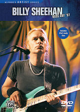 BILLY SHEEHAN ELECTRIC BASS GUITAR DAY 97 *NEW* DVD