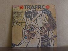 TRAFFIC, MORE HEAVY TRAFFIC - LP UA-LA526-G