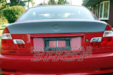 PAINTED Trunk Spoiler CLS Bigger Wing For BMW 3-Series E46 Coupe 2Door B018F
