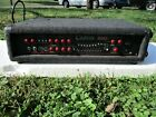 CARVIN R600 REDLINE STEREO BASS AMPLIFIER, MADE IN THE USA, EXCELLENT CONDITION