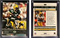 Ahman Green Signed 2003 Playoff Honors #2 Card Green Bay Packers Auto Autograph