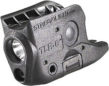 Streamlight 69270 Tlr-6 Tactical Light with Red Laser, Black (Glock 42/43)