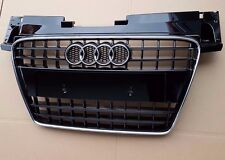 Audi TT 2 8J original Kühlergrill neu S-Line Grill schwarz glänzend Klavierlack