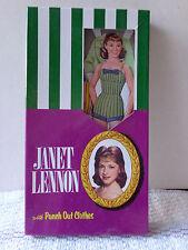 Jannet Lennon - 2008 Boxed Reproduction - Lennon Ssiters