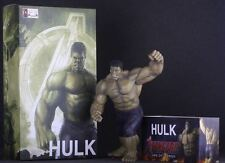 The Avengers Age of Ultron 2 Green Hulk 12 Inches PVC Statue Figure Figurine